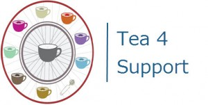 Tea4support Logo